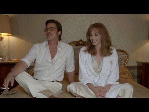 Brad Pitt and Angelina Jolie 'Let Loose' on Set of 'By The Sea'