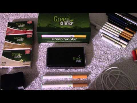Green Smoke Review 2013 - Awesome Electronic Cigarette!