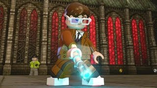 LEGO Dimensions - All 13 Doctor