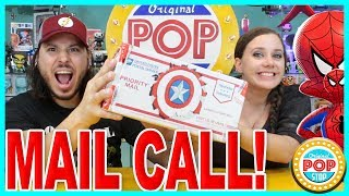 SURPRISE Mystery Box From our Friend Jorge   Funko POP!s, Statues, Candy & MORE!!!