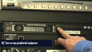 Daktronics Support