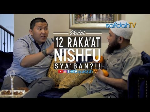 Adab Harian Muslim: Shalat 12 Rakaat Malam Nishfu Syaban ?!!!