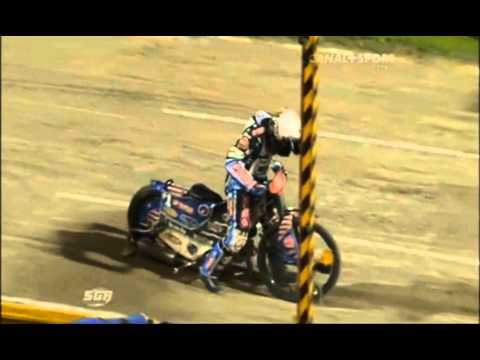 Grand Prix Terenzano 2012 Finał (Wypadek Vaculika)
