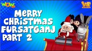 Merry Christmas Fursatganj Part 2 - Vir: The Robot Boy- Kid's animation cartoon series