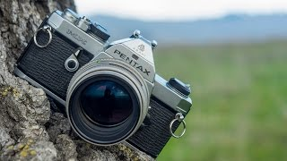 Pentax MX Brief Review
