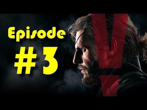 The Daily JAM - Metal Gear Solid 5: The Phantom Pain - Ep. #3: Satan's Pimpin' Ride