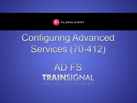 How to configure ADFS in Windows Server 2012