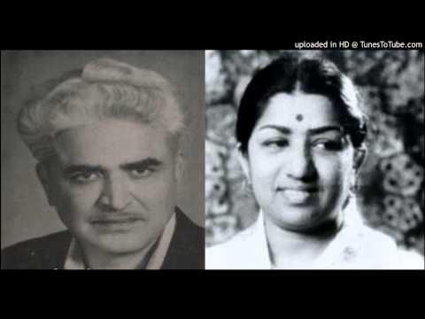 Lata Mangeshkar & Chitalkar - Jhoolo More Laalna Sukh Ke Hindole...