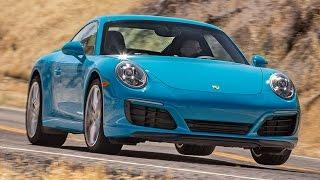 2017 Porsche 911 Carrera S Hot Lap! - 2016 Best Driver's Car Contender