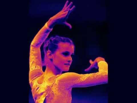 Gymnastics floor music- Moondance