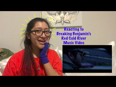 Reacting to Breaking Benjamin's Red Cold River Music Video!