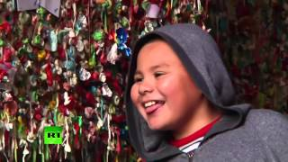 Chew Much: US 'gum wall' to be cleaned after 20yrs