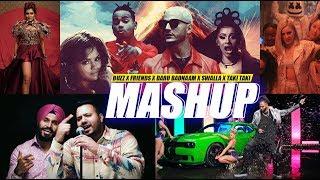 Buzz x Friends x Daru Badnaam x Swalla x Taki Taki | DJ Harshal Mashup | Sunix Thakor