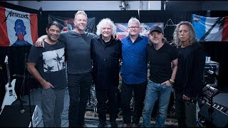It's Electric: Lars x Metallica Revisit Master of Puppets