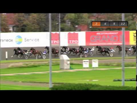 Vidéo de la course PMU FINALE EUROPEAN TROTTING MASTERS 2014