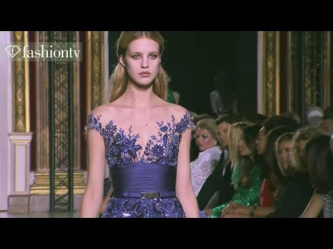 Zuhair Murad Couture Fall/Winter 2012/13 (Short Version) | Paris Couture Fashion Week | FashionTV
