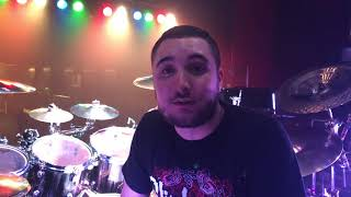 Alex Bent: EU/UK Tour 2018 - Vlog #1