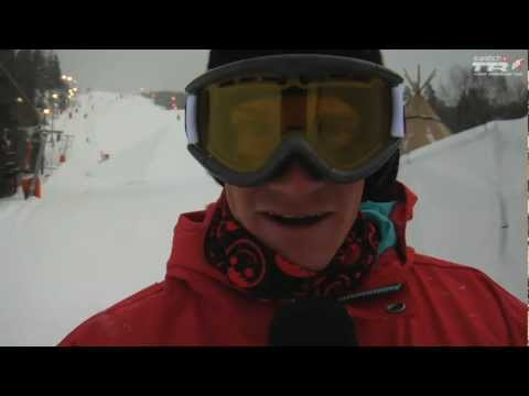 TTR Oakley Arctic Challenge 2011- Check the Course with Chas Guldemond