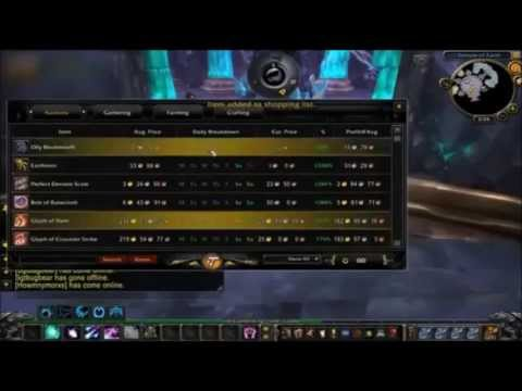World of Warcraft   WoW   Gold Addon   30000/Day   Gold Farming