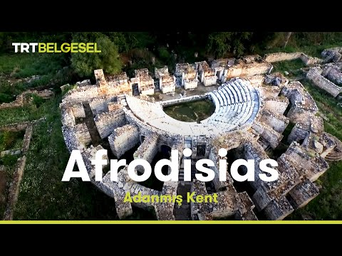 Adanmış Kent Afrodisias - TRT Belgesel