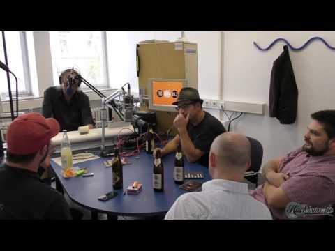 1/8 - Lamagra im Radio - Freies Radio für Stuttgart (FRS) - Between the Cracks
