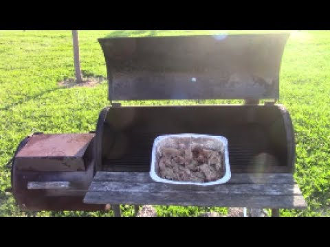 CHAMPIONSHIP Pulled Pork On A Offset Smoker