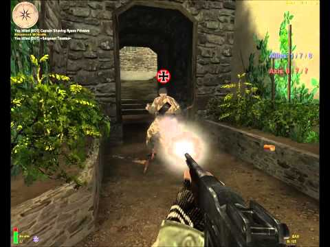 Medal of Honor: Allied Assault - Conversion Mod (PC-HD)