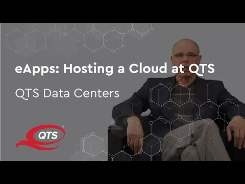 eApps | Hosting a Cloud in QTS Data Centers
