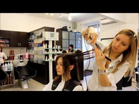 Омбре на волосах - способы