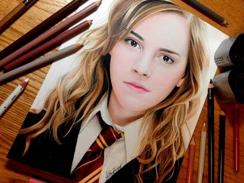 Drawing Hermione Granger