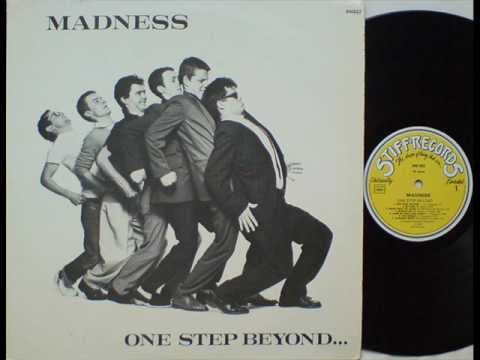 MADNESS - MEGAMIX - MEDLEY - (ONE STEP BEYOND ALBUM)