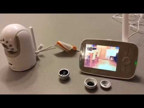 Infant Optics Dxr-8 Best Baby Video Monitor 2014 Review video