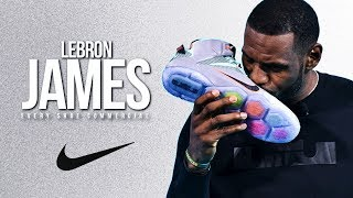 LeBron James EVERY Shoe Commercial (2003-2017) ᴴᴰ