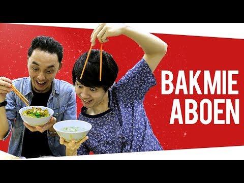 GENKI & DAISUKE MAKAN BAKMI LEGENDARIS DI GANG KELINCI | Food Undercover #3