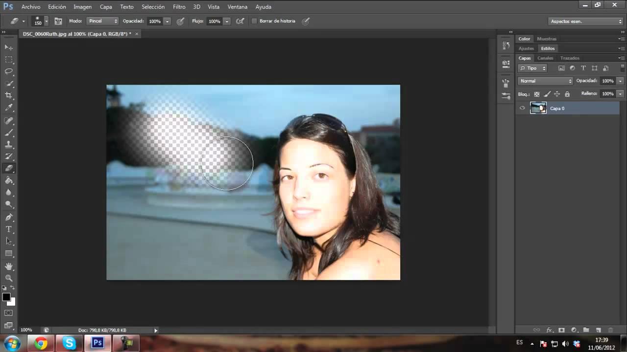 Modos de fusión de Adobe Photoshop