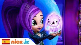 Shimmer y Shine   'Unidas para siempre' 🐉 🐰 Vídeo musical   Nick Jr.