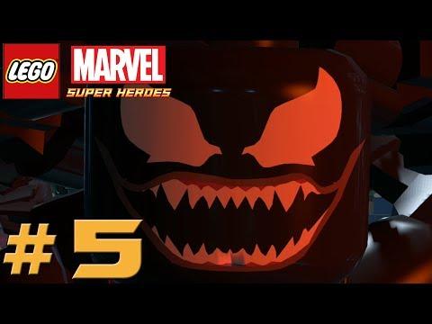 LEGO Marvel Super Heroes - Прохождение: Эпизод 5