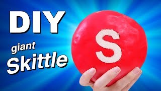 DIY GIANT SKITTLE - EXTREME DIFFICULTY