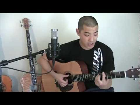 Usher - There Goes My Baby (acoustic cover)
