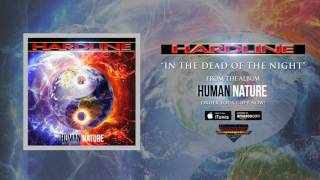 "Hardline - ""In The Dead Of The Night""の試聴音源を公開 新譜「HUMAN NATURE」日本盤 2016年10月5日発売予定から thm Music info Clip"