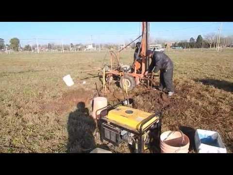 perforaciones pozo de agua (Sumergible)