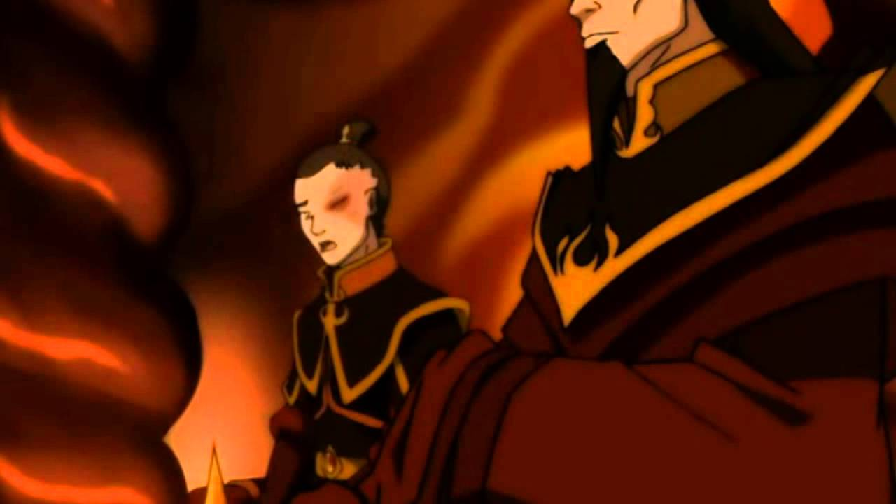 Zuko vs Ozai Episode Ozai And Zuko Therapy