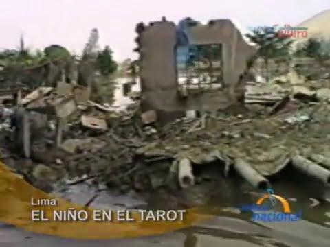Tarot revela que Fenómeno el Niño será moderado