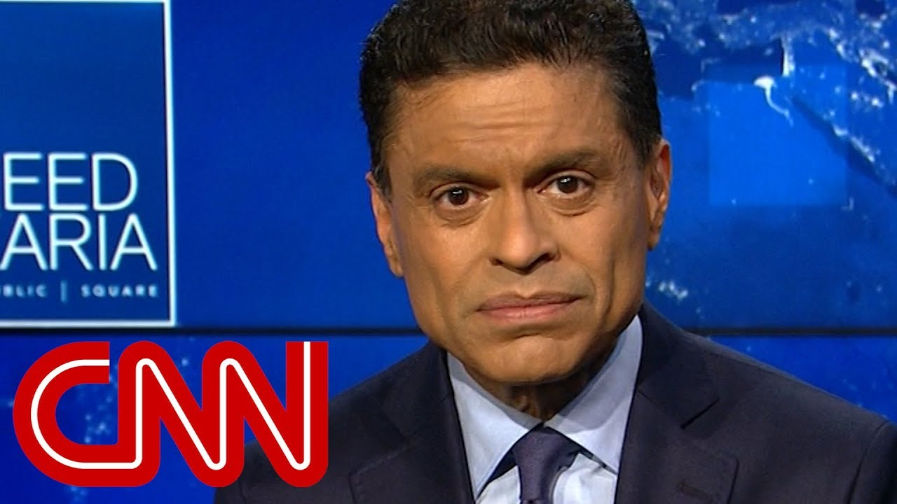 Fareed: Trump's flip-flopping bad for US reputation abroad