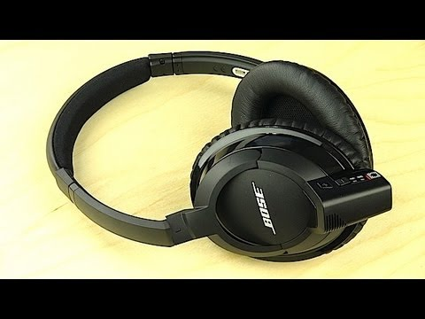 Bose AE2w Bluetooth Headphones Review