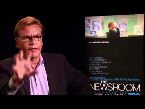 The Newsroom Cast & Creator speak to Sky Atlantic