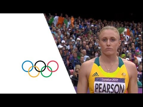 Athletics Women&#039;s 100m Hurdles Final - London 2012 Olympic Games Highlights