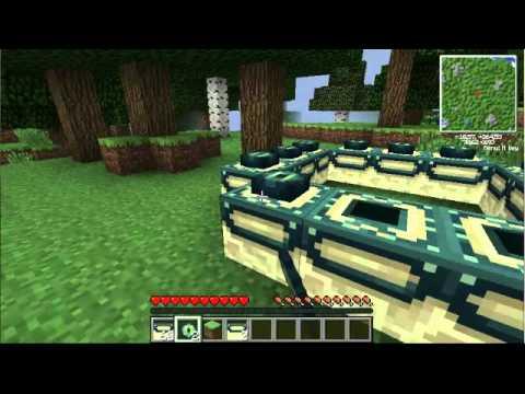 Come Fare un Portale per L'End su Minecraft