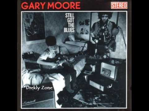 Gary Moore - All Your Love - Original - High Quality