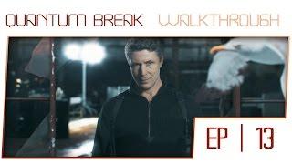 Quantum Break Show - Episode 2 [100% Collectibles Walkthrough]
